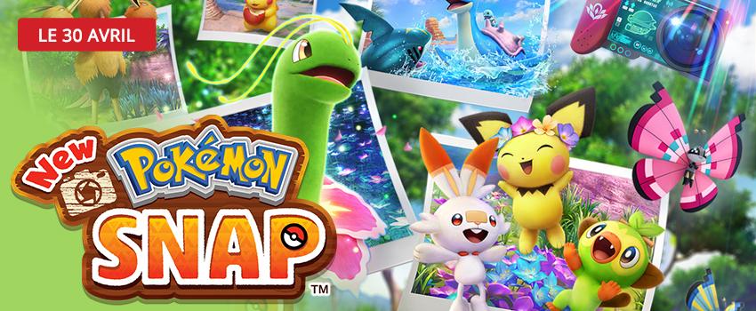 Précommandez Pokémon Snap