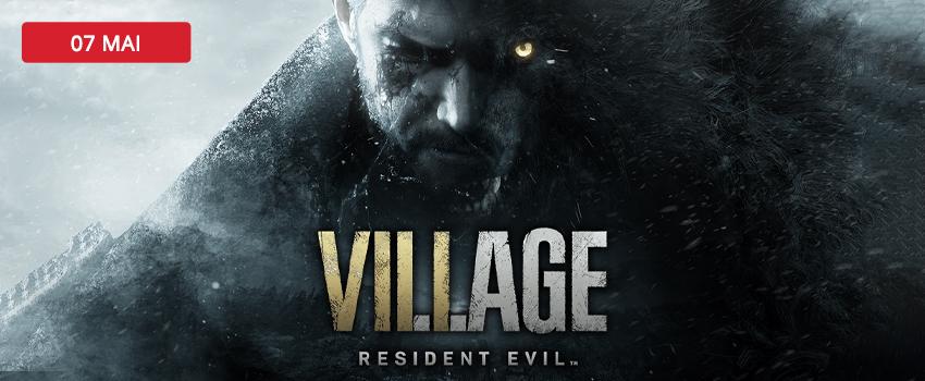 Précommandez Résident Evil 8 : Village