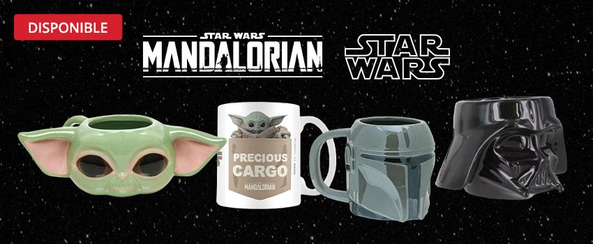 Découvrez nos produits Star Wars The Mandalorian