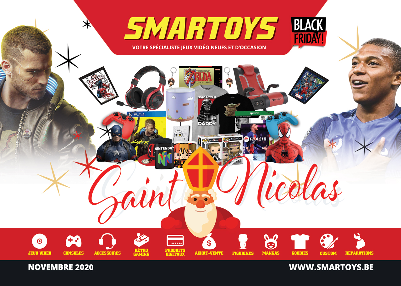 Folder Smartoys Septembre