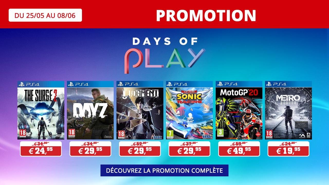 Days of Play 2020 Kochmedia