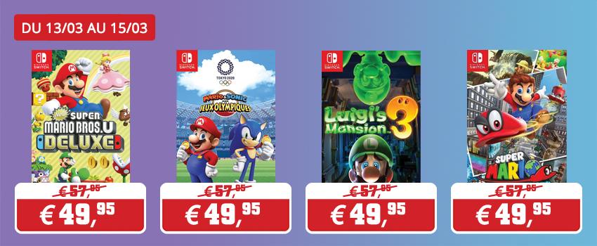Promotion Nintendo