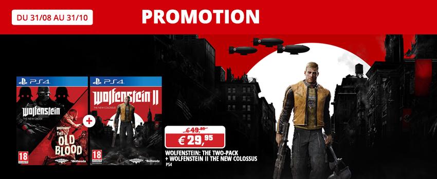Promotion Bundle Wolfenstein II
