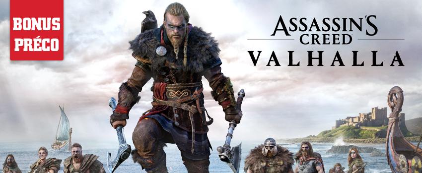 Précommandez Assassin's Creed Valhalla