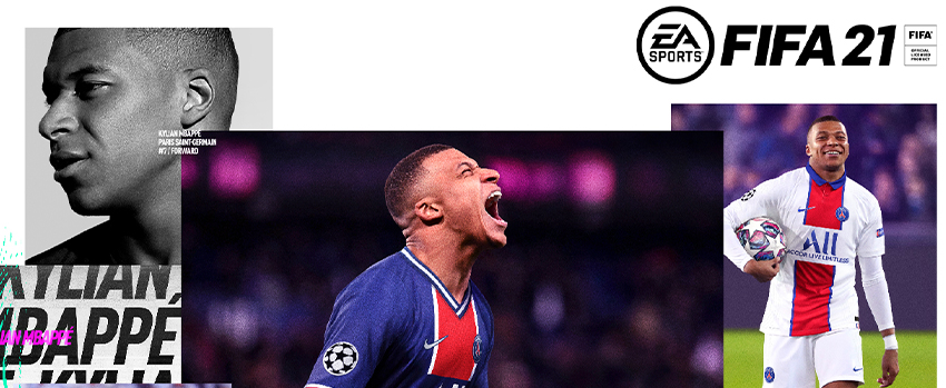 Précommandez FIFA 21