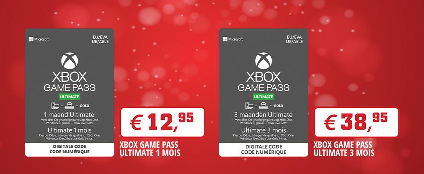 Gamepass Microsoft