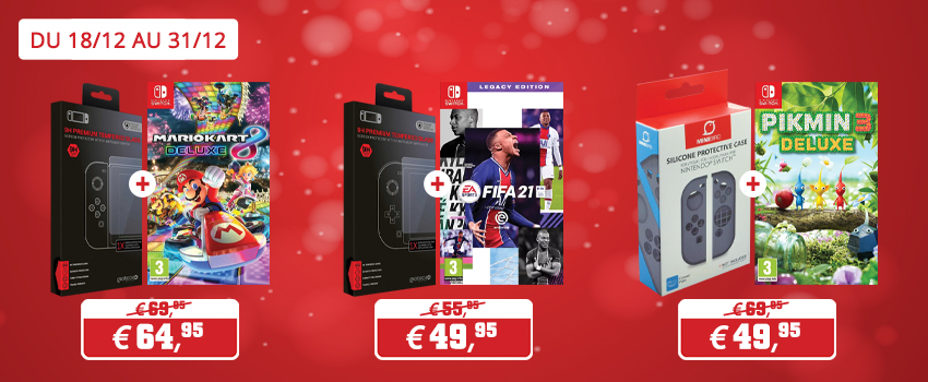 Promotions bundles Switch