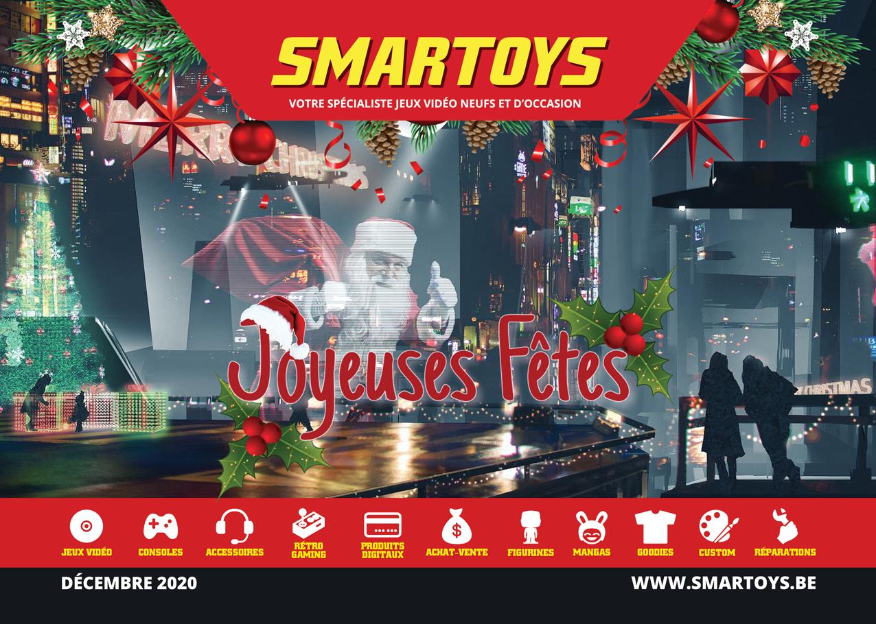 Folder Smartoys Noël