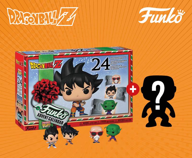 Image du Calendrier de l'Avent Funko Pop Dragon Ball Z