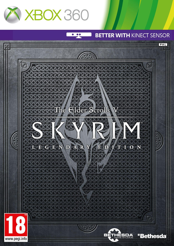 The Elder Scrolls V: Skyrim Legendary Edition (2013) [MULTi-FR] [XBOX 360]