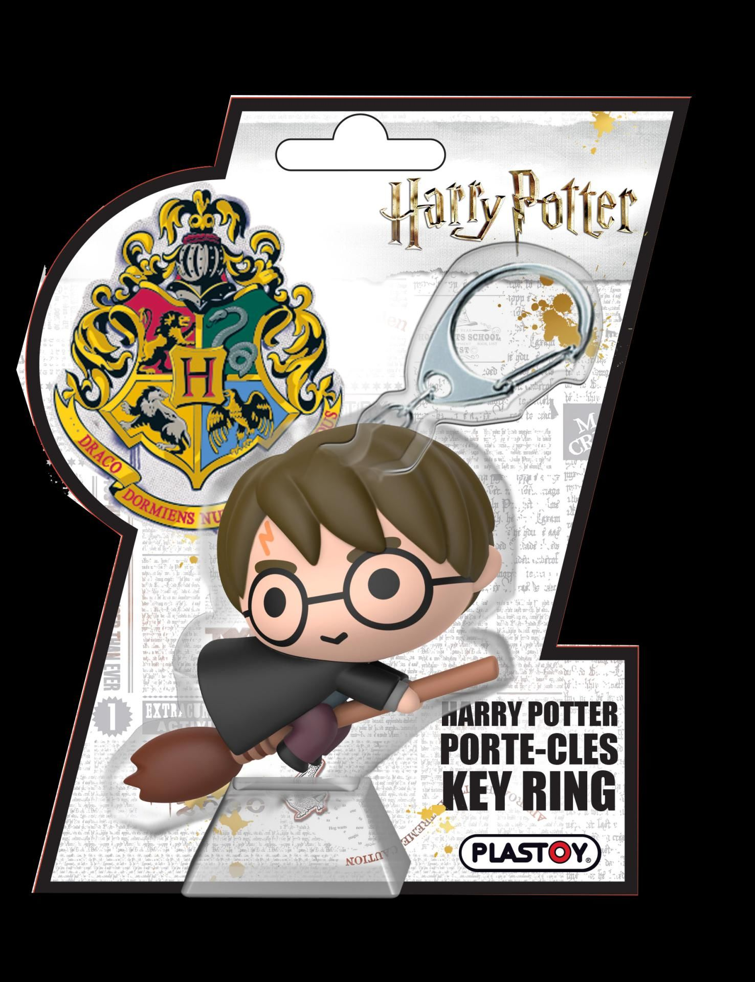 Plastoy Porte Potter Clef Chibi Harry PNnmOwyv80