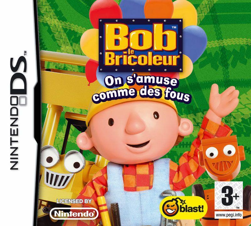 Bob le Bricoleur : On S'Amuse Comme des Fous DS