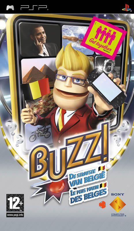[Mu] [PSP] Buzz Le Plus Malin des Belges