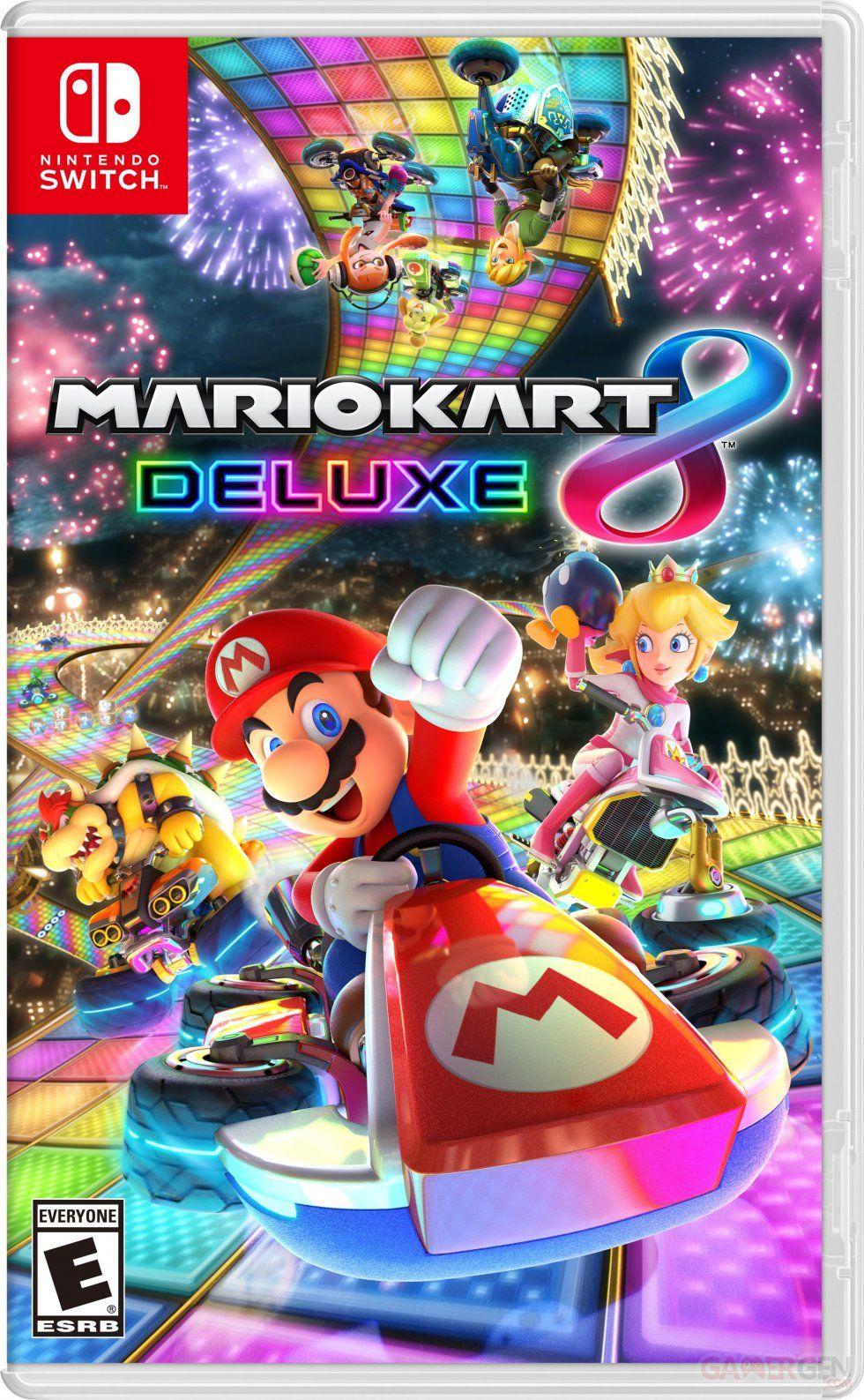 Mario Kart 8 Deluxe : Switch